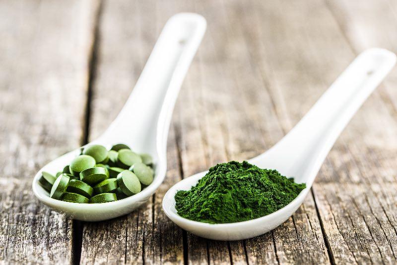 Chlorella: Wirkung Deiner Glücks-Alge