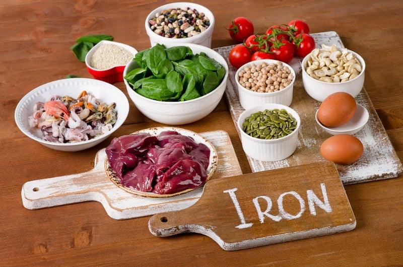 Eisenmangel: 5 Tipps, die helfen