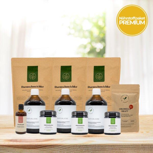 Naehrstoffpaket Premium NEU